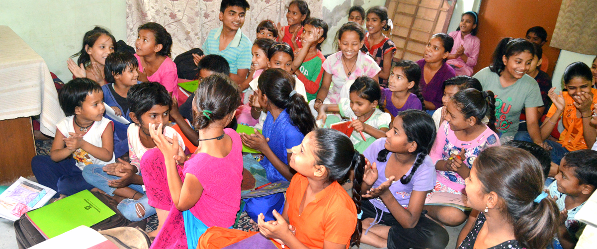 Children of the World – We are an orphanage in New Delhi, India